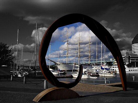 Gothenburg sculpture by Ranald