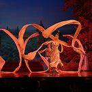 Sleeve Dance 2 by Merilyn
