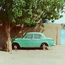 Backstreets of Burri by Sarah Edgcumbe