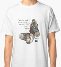 Camiseta clásica Hockey