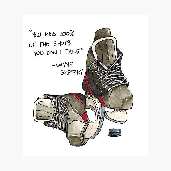 Hockey Photographic Print
