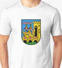 Vöcklabruck Coat of Arms, Austria Unisex T-Shirt