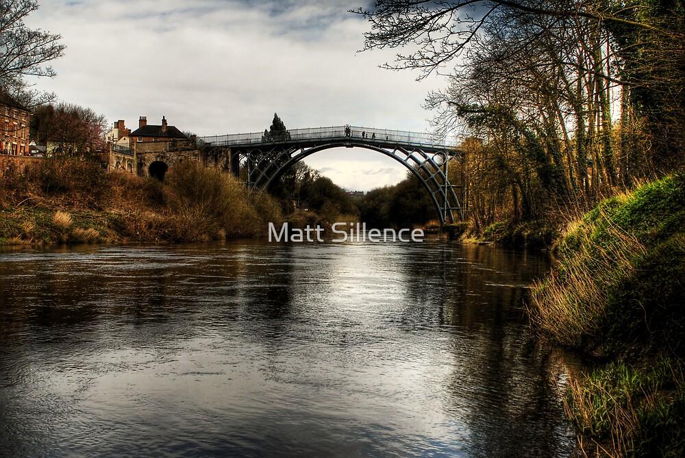 The Iron Bridge by Matt Sillence