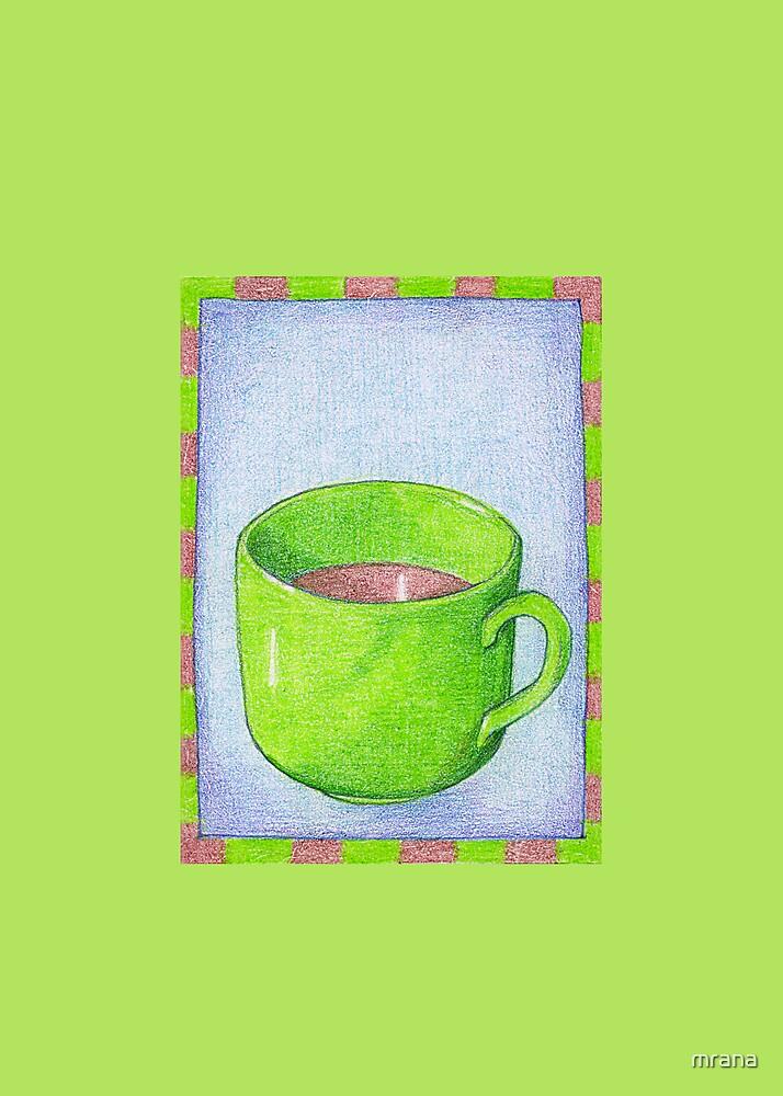 Tea in Green by Mariana Musa