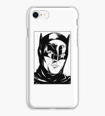 adam west legend 9 iPhone Case/Skin