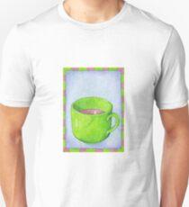 Tea in Green Unisex T-Shirt