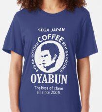 Oyabun Coffee Slim Fit T-Shirt
