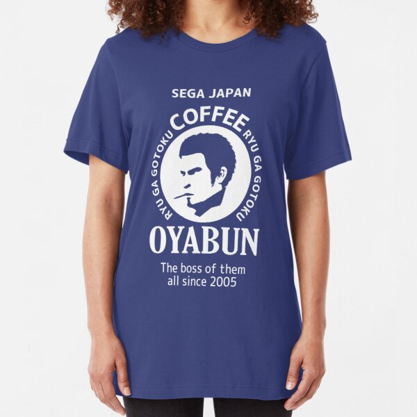 Oyabun Coffee Slim Fit T-Shirt