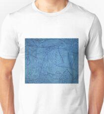 Blue Rough Start Unisex T-Shirt