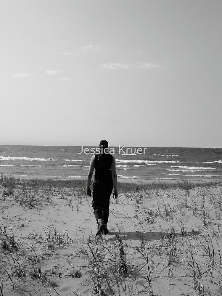 Walking by Jessica Kruer