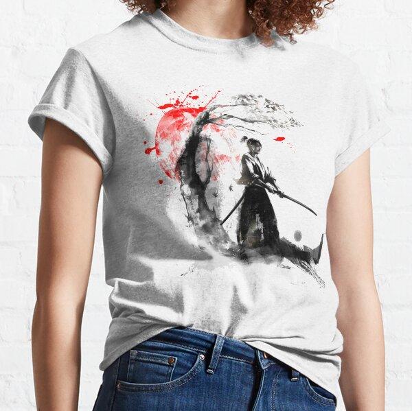 Samouraï japonais T-shirt classique