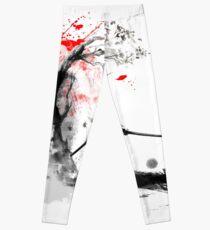 Japanese Samurai Leggings