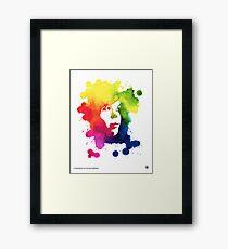 """DRAWING JAM #6 """"ELEVENELEVEN"""" Framed Print"""