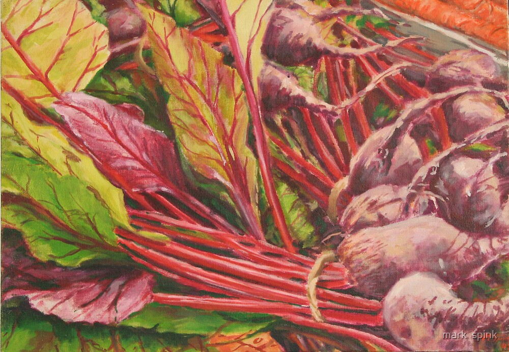 beetroots by mark  spink