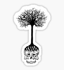 Deciduous Mind Sticker