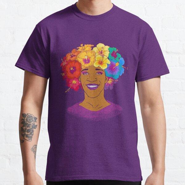 Marsha Johnson - Hero and Icon Classic T-Shirt