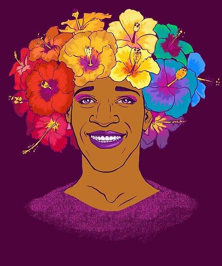 Marsha Johnson - Held und Ikone von Cori Redford