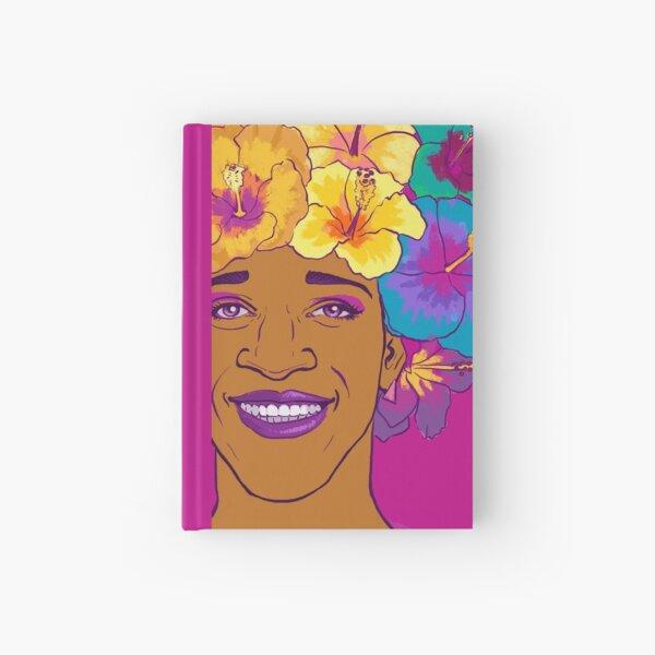Marsha Johnson - Hero and Icon Hardcover Journal