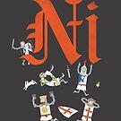 Ni! by LordWharts