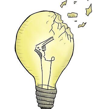 Lightbulb by nagayama