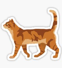 Ginger kitteh Sticker