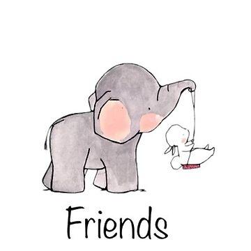 Friends  by Akar14