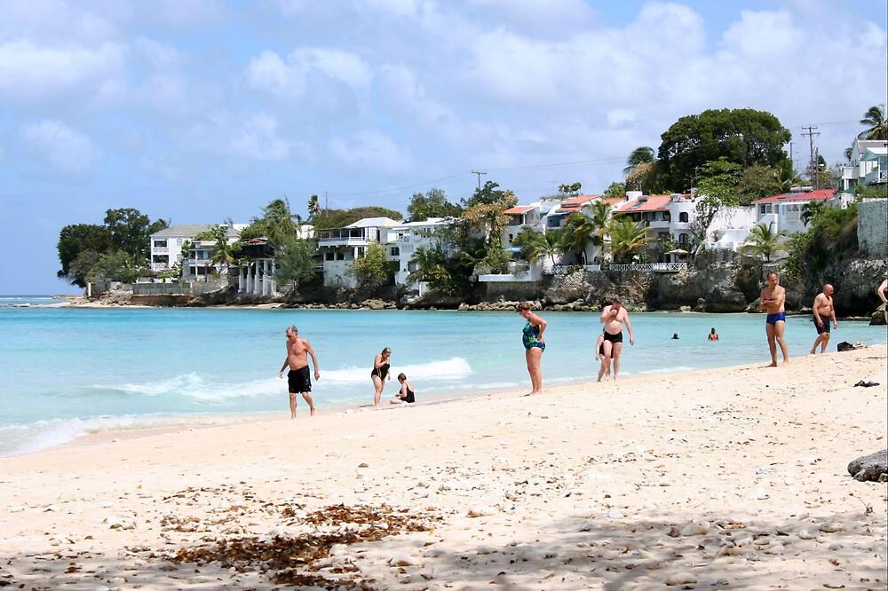 Batts Rock Beach Barbados by Michael Morris