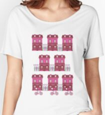 My Town Women's Relaxed Fit T-Shirt