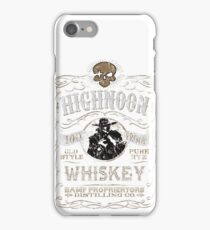 Gunslinger Whiskey CO iPhone Case/Skin