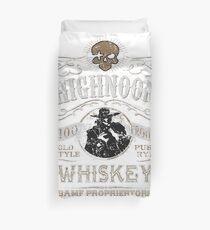 Gunslinger Whiskey CO Duvet Cover