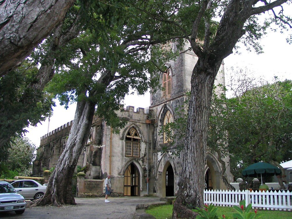 St John Parish Church by Michael Morris