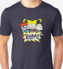 ab77efed4 The Rugrats, Tommy, Chuckie and Angelica Slim Fit T-Shirt