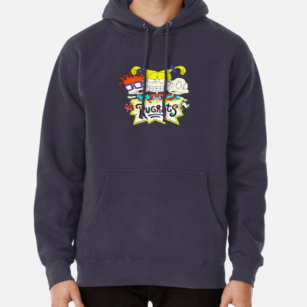The Rugrats, Tommy, Chuckie and Angelica Pullover Hoodie