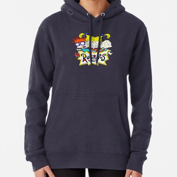 Los Rugrats, Tommy, Chuckie y Angelica Sudadera con capucha
