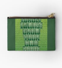 Forget Lawns Studio Pouch