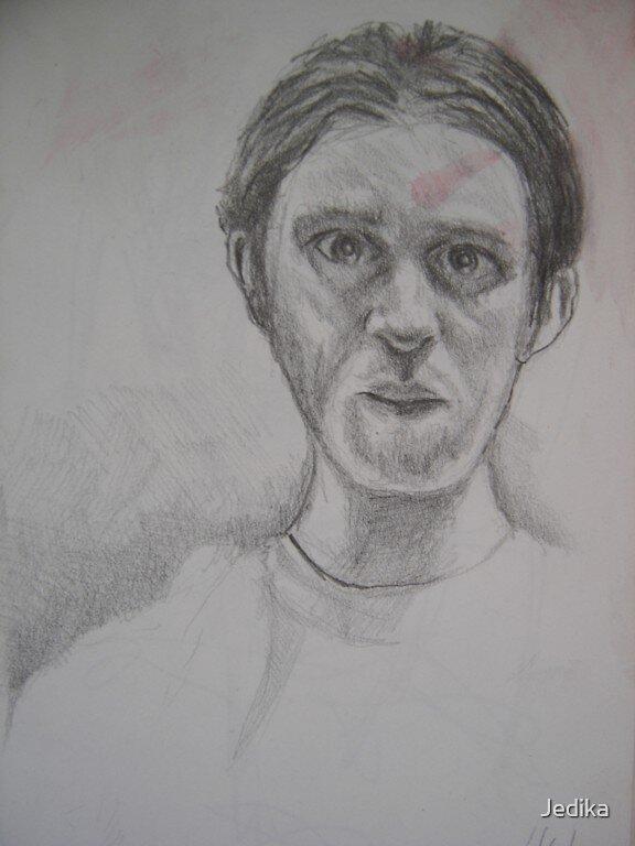 from portrait diary by Jedika