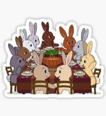 Pride Bunny Celebration Sticker