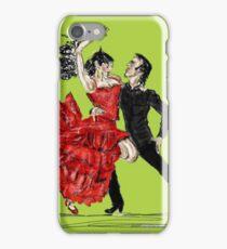 Flamenco!! iPhone Case/Skin