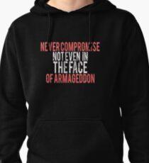 """Watchmen """"Armageddon"""" Rorschach Quote T-Shirt"""
