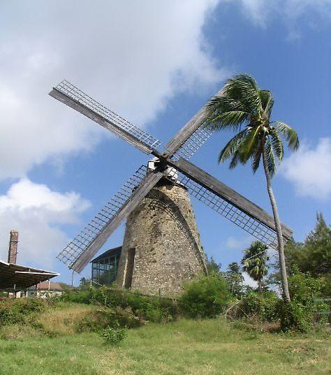 Morgan Lewis Windmill by Michael Morris