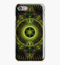 Metatron's Magick Wheel ~ Sacred Geometry iPhone Case/Skin