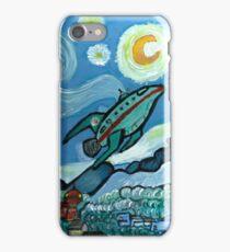 Starry Flight iPhone Case/Skin