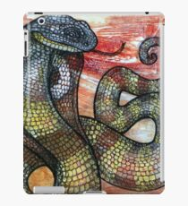 King Cobra iPad Case/Skin