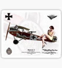 Albatros C. III Sticker