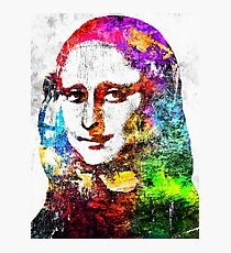 La Gioconda Photographic Print