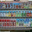Tokyo Vending Machine by sparrowhawk