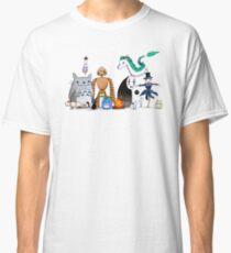 Ghibli Friends  Classic T-Shirt