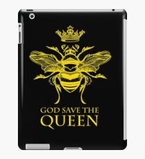God Save the Queen 'Bee' iPad Case/Skin