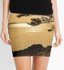 Sunset on the bay @ Sol'So Photografée Mini Skirt