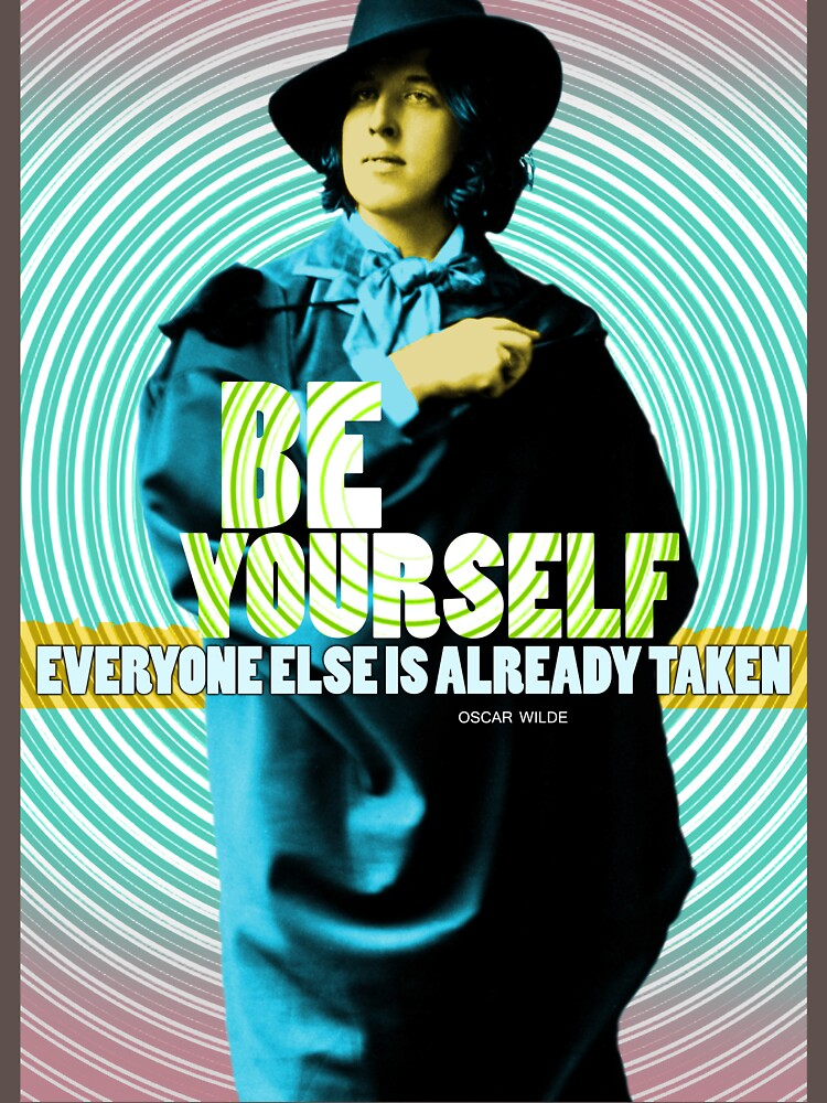Oscar Wilde Quote by pahleeloola